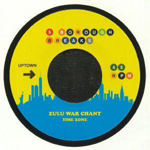 TIME ZONE/BETTY WRIGHT - Zulu War Chant