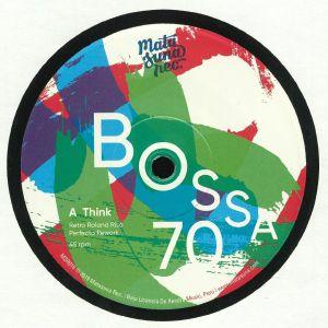 BOSSA 70 - Edits (reissue)