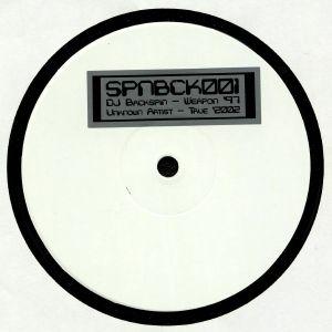 DJ BACKSPIN - Weapon 97