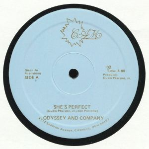 ODYSSEY & COMPANY - She's Perfect (reissue)