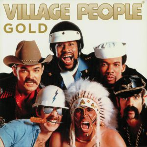 VILLAGE PEOPLE - Gold