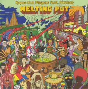 KAPRA DUB PLAYERS - Melting Pot