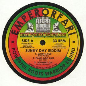 DIXIE PEACH/MC JOSS/SISTA UWIMANA/ARTZ/NICO LYON/EMPERORFARI ALLSTARS - Sunny Day Riddim