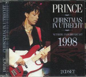 PRINCE - Christmas In Utrecht: Netherlands Broadcast 1998