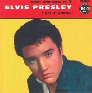 PRESLEY, Elvis - Rock & Roll No 4