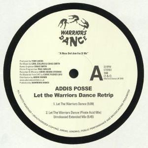 ADDIS POSSE - Let The Warriors Dance Retrip