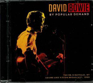 BOWIE, David - By Popular Demand