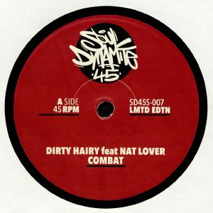 DIRTY HAIRY feat NAT LOVER - Combat