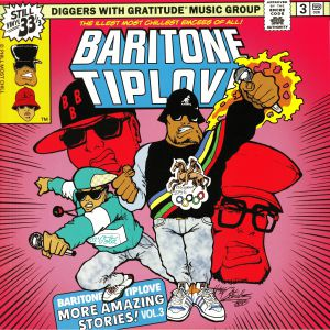 BARITONE TIPLOVE - More Amazing Stories Vol 3