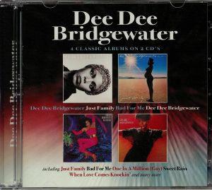 BRIDGEWATER, Dee Dee - Dee Dee Bridgewater/Just Family/Bad For Me/Dee Dee Bridgewater