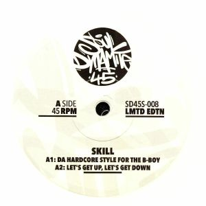 SKILL - Da Hardcore Style For The B Boy
