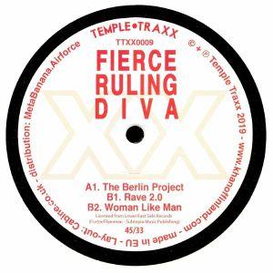FIERCE RULING DIVA - The Berlin Project