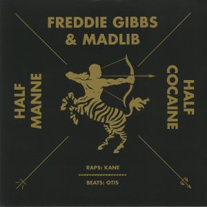 GIBBS, Freddie/MADLIB - Half Manne Half Cocaine