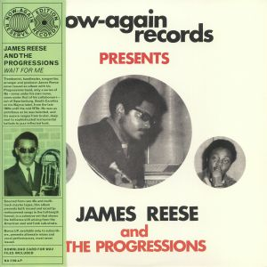 REESE, James/THE PROGRESSIONS - Wait For Me