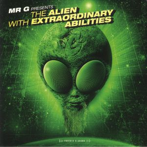 MR G - The Alien With Extraordinary Abilities