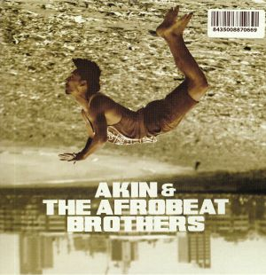 AKIN & THE AFROBEAT BROTHERS - Boomerang