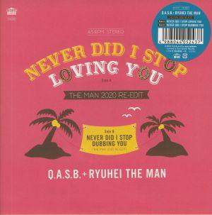 QASB/RYUHEI THE MAN - Never Did I Stop Loving You
