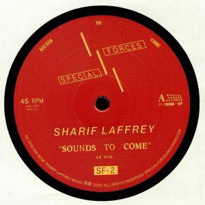 LAFFREY, Sharif - Sounds To Come