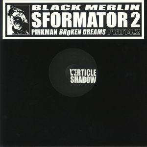 BLACK MERLIN - SFORMATOR 2