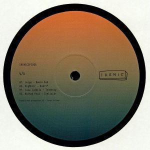 JEIGO/HIGHKIN/LUNA LUDMILA/NATHAN PAUL - IRENICSPC 006