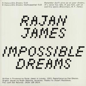 JAMES, Rajan - Impossible Dreams