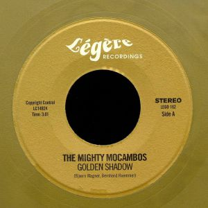 MIGHTY MOCAMBOS, The - Golden Shadow