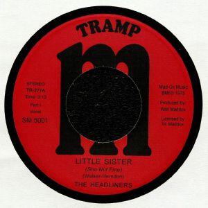 HEADLINERS, The - Little Sister