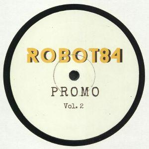 ROBOT84 - Promo Vol 2 (Robot84 Balearic mix)