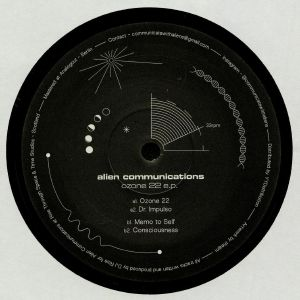 ALIEN COMMUNICATIONS - Ozone 22 EP