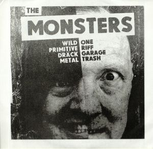 MONSTERS, The - I'm A Stranger To Me