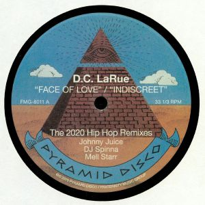 DC LARUE - Face Of Love (remixes)