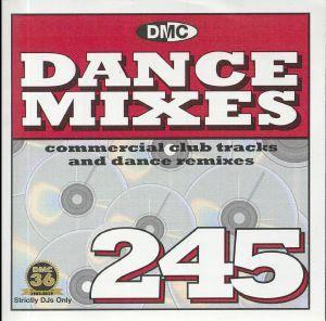 VARIOUS - DMC Dance Mixes 245 (Strictly DJ Only)