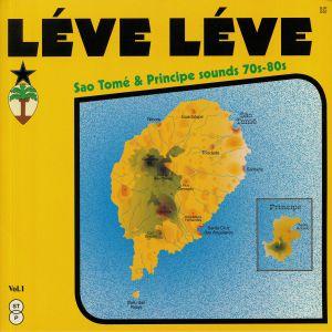 VARIOUS - Leve Leve: Sao Tome & Principe Sound 70s-80s