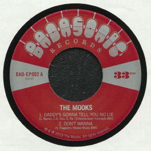 MOOKS, The - Daddy's Gonna Tell You No Lie