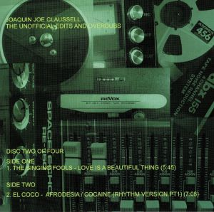 SINGING FOOLS, The/EL COCO - Joaquin Joe Claussell Presents The Unofficial Edits & Overdubs Special Limited 7'' : Disc 2 Of 4