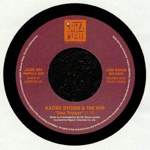 KAORU IIYOSHI & THE WHIP/ALBERTO BALDAN BEMBO - Soul Tripper (reissue)