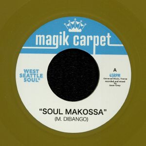 WEST SEATTLE SOUL/THE PULSATIONS - Soul Makossa