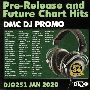 VARIOUS - DMC DJ Promo January 2020: Pre Release & Future Chart Hits (Strictly DJ Only)