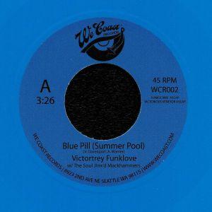 FUNKLOVE, Victortrey/THE SOUL JINX'D MACKHAMMERS - Blue Pill (Summer Love)