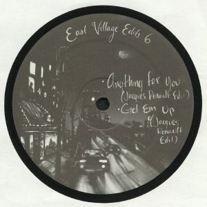RENAULT, Jacques/ERIC HASS/DJ MONCHAN - East Village Edits 6