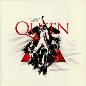 QUEEN/VARIOUS - The Many Faces Of Queen