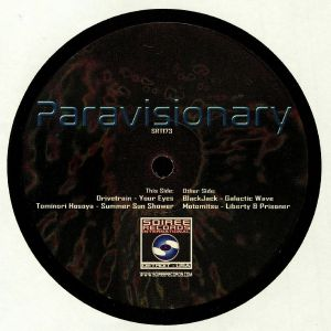 DRIVETRAIN/TOMINORI HOSOYA/BLACKJACK/MOTOMITSU - Paravisionary