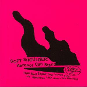 SOFT SHOULDER - Aerosol Can Stand
