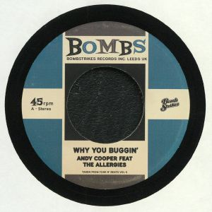 COOPER, Andy/THE ALLERGIES/DR SYNTAX/PETE CANNON - Why You Buggin'