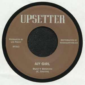 BROWN, Busty/UPSETTERS - My Girl