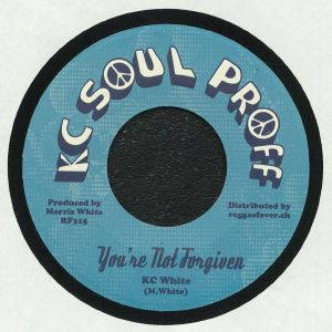 KC WHITE - You're Not Forgiven