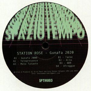STATION ROSE - Gunafa 2020