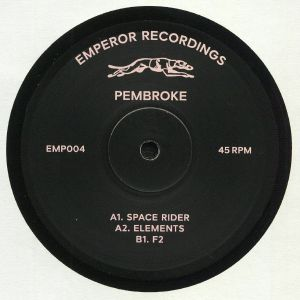 DJ PEMBROKE - Space Rider