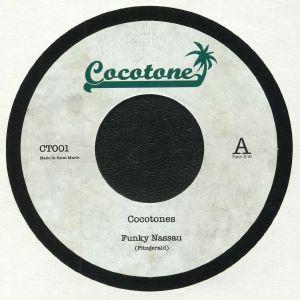COCOTONES - Funky Nassau (reissue)