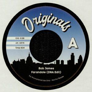 JAMES, Bob/DJ MUGGS/PLANET ASIA - Farandole
